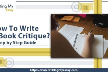 How To Write A Book Critique