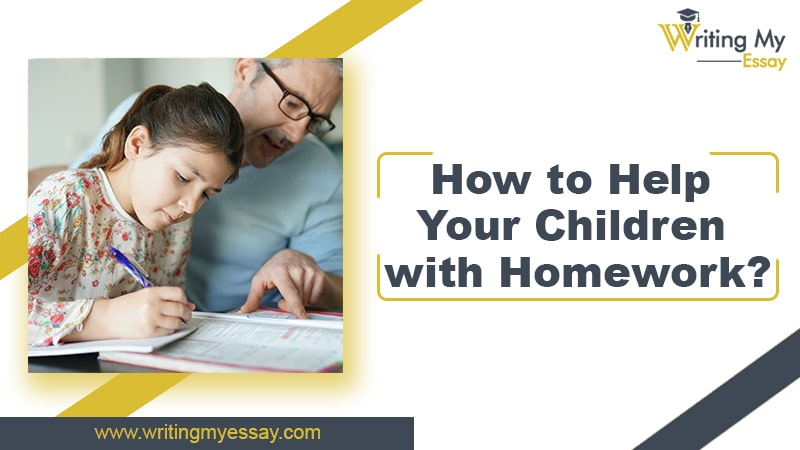 How to Help Your Children